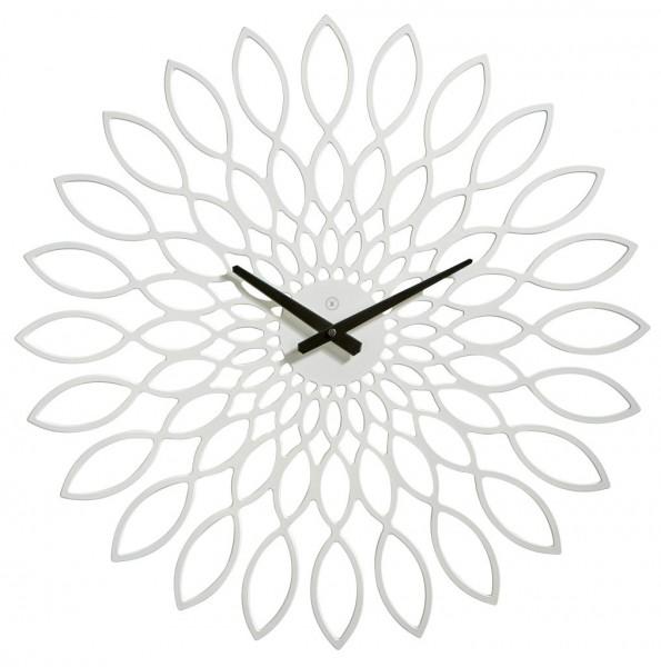 Sompex Clocks - Wanduhr Oslo weiss