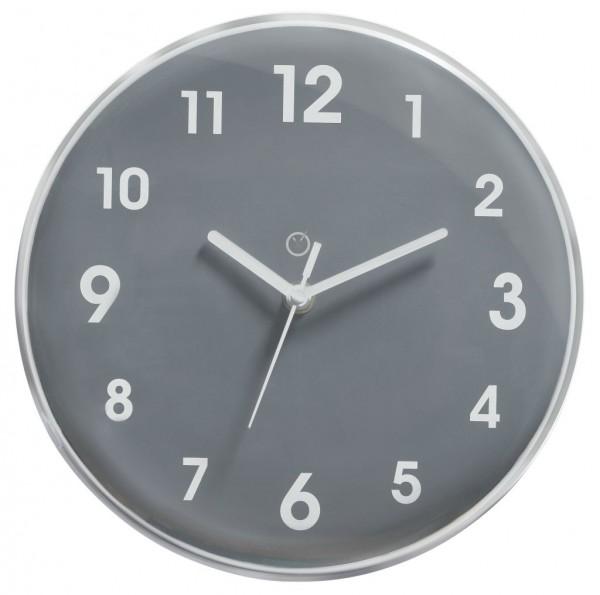 Sompex Clocks - Wanduhr Ottawa grau