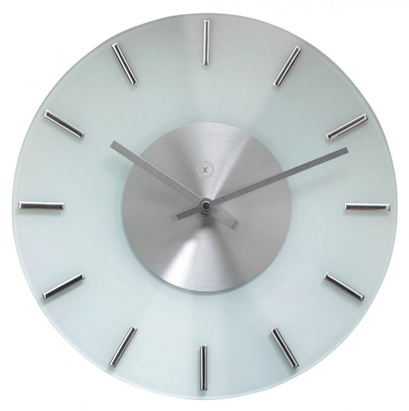 Sompex Clocks - Wanduhr Lyon transparent