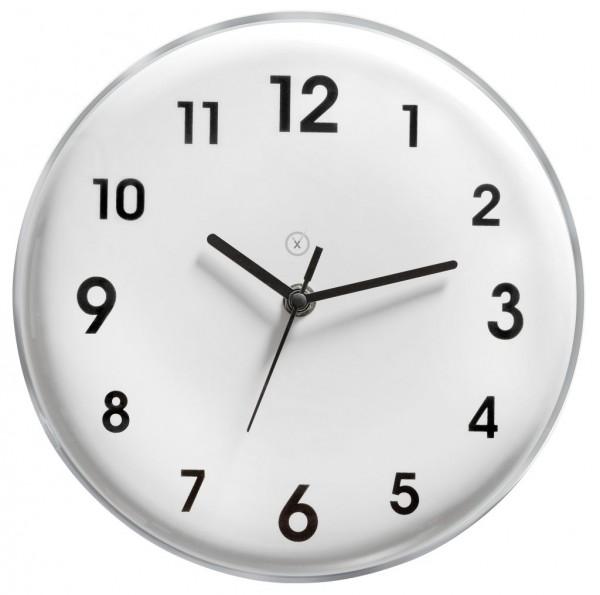 Sompex Clocks - Wanduhr Ottawa weiss