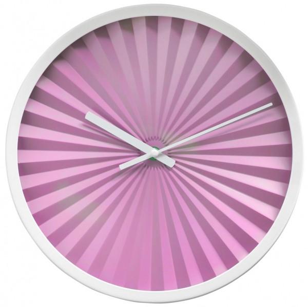 Sompex Clocks - Wanduhr Florence pink