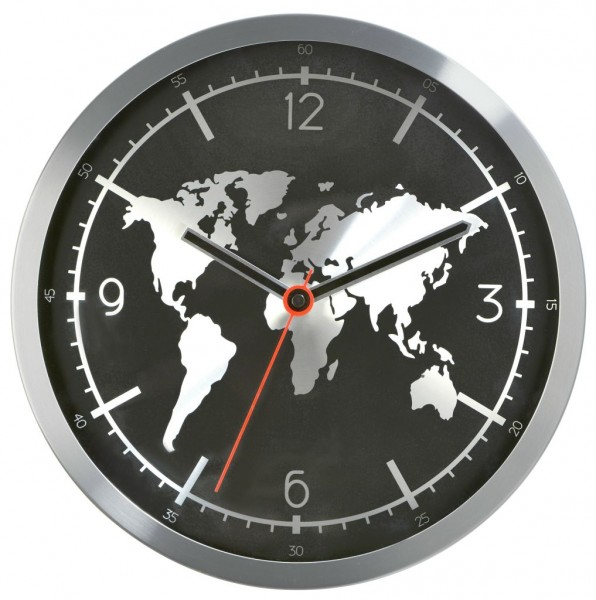 Sompex Clocks - Wanduhr Earth